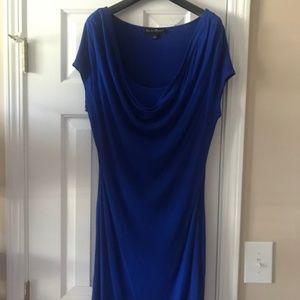 Mercer & Madison Royal Blue Sexy Bodycon Dress